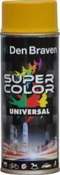 Spray Super Color Universal RAL 1023 Galben trafic 400ml Siliconi Spume si Solutii tehnice