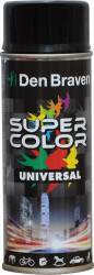 Spray Super Color Universal RAL 9005 Negru lucios 400ml Siliconi Spume si Solutii tehnice