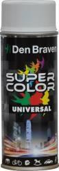 Spray Super Color Universal RAL 9010 Alb 400ml