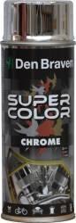 Spray vopsea Super Color Crom Argintiu 400ml Siliconi Spume si Solutii tehnice