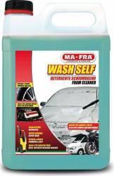 Spuma activa Ma-Fra Wash Self 5L Cosmetica si Detergenti Auto