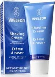 Spuma de ras Weleda Men Organic Shaving Cream Gel de Ras si Aftershave