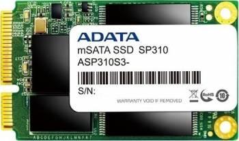 SSD ADATA Premier Pro SP310 128GB mSATA SATA3 MLC