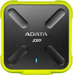 SSD ADATA SD700 256GB USB 3.1 Yellow