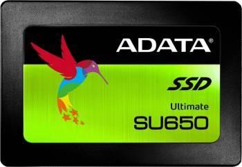 SSD ADATA Ultimate SU650 120GB SATA3 2.5 inch SSD uri