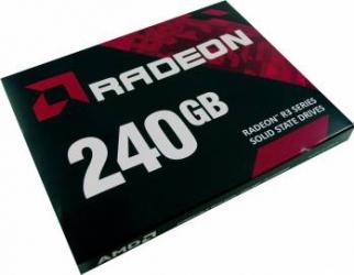 SSD AMD Radeon R3 SATA III 240GB 2.5 inch
