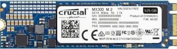 SSD Crucial MX300 525GB SATA3 M.2 2280