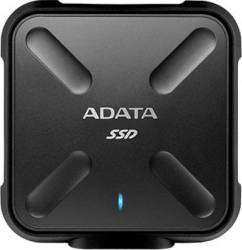 SSD Extern ADATA SD700 256GB USB 3.1 Black