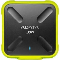 SSD Extern ADATA SD700 512GB USB 3.1 Yellow SSD uri