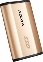 SSD Extern ADATA SE730 250GB USB 3.1 Gold