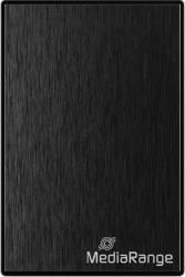 SSD Extern MediaRange MR990 128GB USB 3.0 Black Hard Disk uri Externe