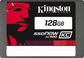 SSD Kingston 128GB KC400 Drive 2.5inch SATA 3