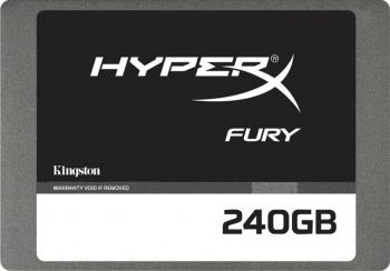 SSD HyperX FURY 240GB SATA3 SSD uri