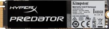 SSD HyperX Predator 480GB PCIe M.2