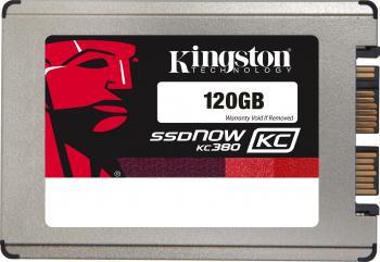 SSD Kingston KC380 120GB mSATA 1.8 5mm