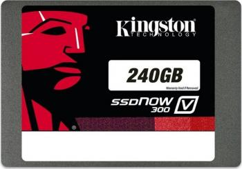 SSD Kingston V300 240GB SATA3 7mm SSD-uri