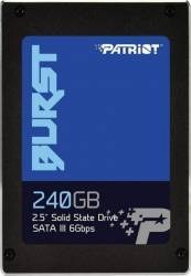 SSD Patriot Burst 240GB SATA3 2.5 inch SSD uri