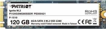 SSD Patriot Ignite 120GB SATA3 M.2 2280