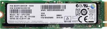 SSD Samsung OEM SM951 128GB M.2