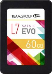 SSD TeamGroup L7 EVO 60GB SATA3 2.5 inch SSD uri