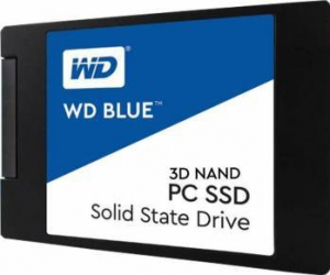 SSD WD Blue 3D NAND 1TB SATA3 2.5 inch SSD uri