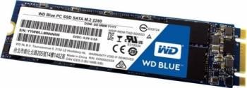 SSD WD Blue 500GB SATA3 M.2 2280 SSD uri
