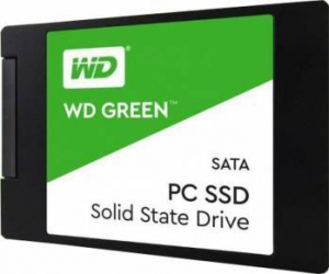 SSD WD Green 120GB SATA3 2.5 inch