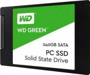 SSD WD Green 240GB SATA3 2.5 inch v2 SSD uri