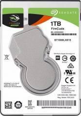SSHD Laptop Seagate FireCuda 1TB 5400 RPM SATA3 128MB 2.5 inch Hard Disk uri Laptop
