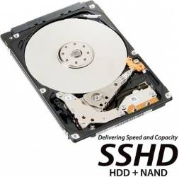 SSHD Laptop Toshiba 500GB 8GB SSD SATA 3 5400RPM mq02abf050h Hard Disk uri Laptop