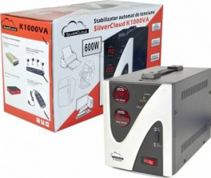 Stabilizator de tensiune PNI SilverCloud 1000VA 600W Stabilizatoare de tensiune