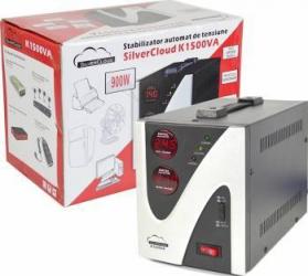 Stabilizator de tensiune PNI SilverCloud 1500VA 900W Stabilizatoare de tensiune