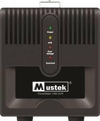 Stabilizator tensiune MUSTEK PowerMate 1060 (1000VA), Schuko Stabilizatoare de tensiune