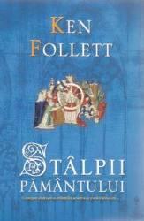 Stalpii pamantului necartonat - Ken Follett title=Stalpii pamantului necartonat - Ken Follett