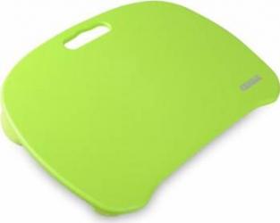 Stand laptop 4World pentru notebook de 15.6 inch verde Standuri Coolere laptop