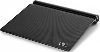 Stand Racire Laptop DeepCool M5 FS 17inch Negru Resigilat standuri coolere laptop