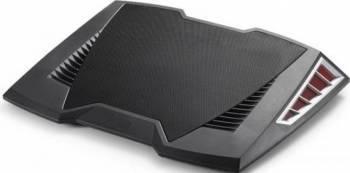 Stand Racire Laptop DeepCool M6 FS 17inch Negru Standuri Coolere laptop