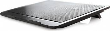 Stand racire laptop Gembrid NBS-1F15-01 15inch Negru Standuri Coolere laptop