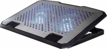 Stand racire laptop Hama 15.6inch Aluminiu Standuri Coolere laptop