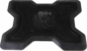 Stand racire laptop Spacer SPNC-878 17 Negru