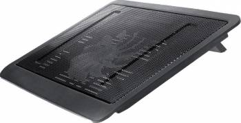 Stand Racire Laptop Tracer Flow Negru 15 inch