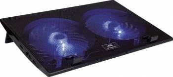 Stand Racire Laptop Tracer Tornado TRASTA44434 17 inch Standuri Coolere laptop