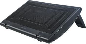 Stand Racire Deepcool WindWheel FS Black 15.6 Standuri Coolere laptop