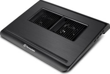 Stand Racire Thermaltake Allways Control 17 Black Standuri Coolere laptop
