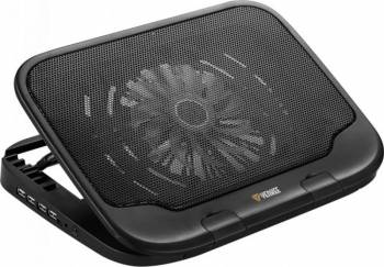 Stand racire Yenkee 15 inch Negru Standuri Coolere laptop