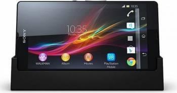 Standdock incarcare OEM magnetic de birou pentru Sony Xperia Z L36H DK26 Negru Incarcatoare Telefoane