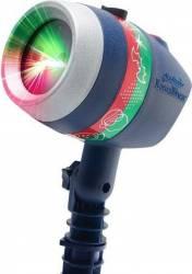 Star shower Laser Magic Static si miscator 5 modele miscatoare Pentru interior/exterior Corpuri de iluminat