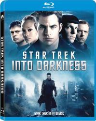 STAR TREK INTO DARKNESS BluRay 2012