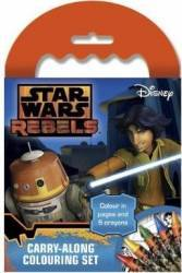 Star Wars Rebels Play Pack Set portabil