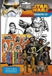 Star Wars Rebels Set de colorat